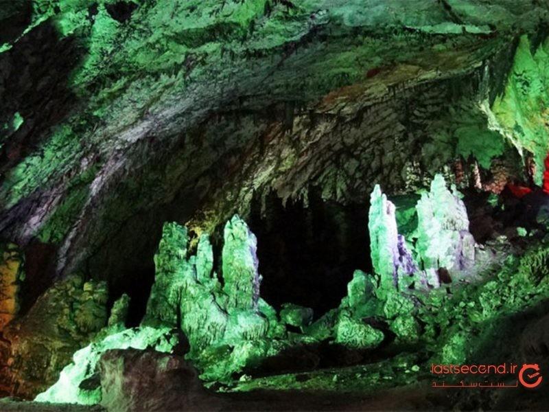 غار دربند مهدی شهر