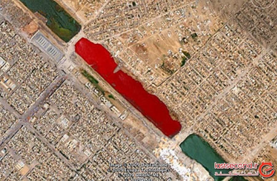عجیبترین جاهایی که روی نقشه گوگل ثبت شده است!