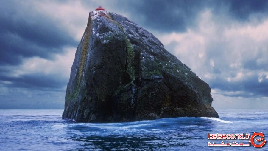 کشف رازی اعجابآور درباره جزایر خیالی