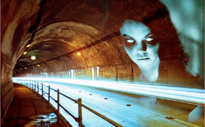 بزرگراه هایی که از ترس ارواح باید سریع تر از آن ها عبور کنید!