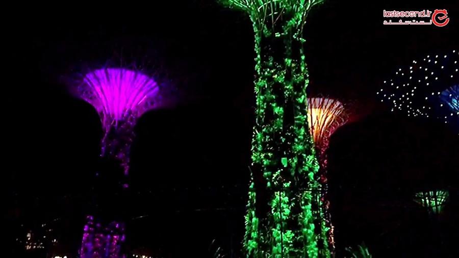 شهر زیبای سنگاپور