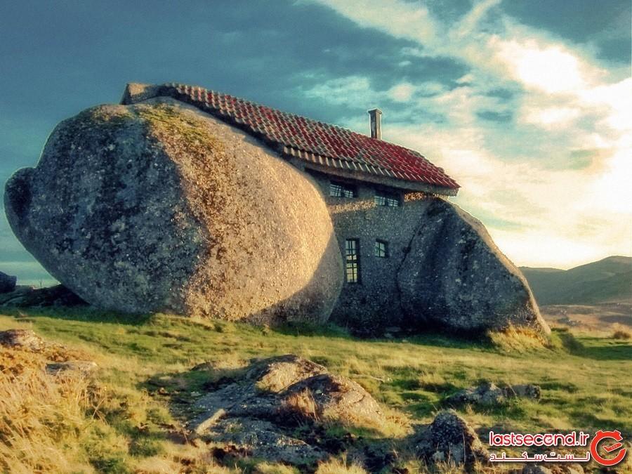خانه سنگی، پرتغال