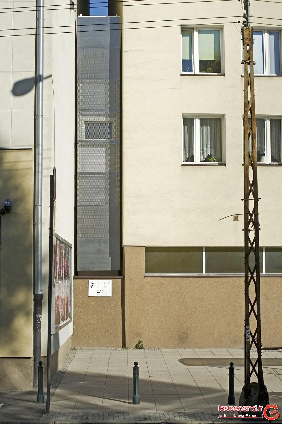 باریکترین خانه جهان، لهستان