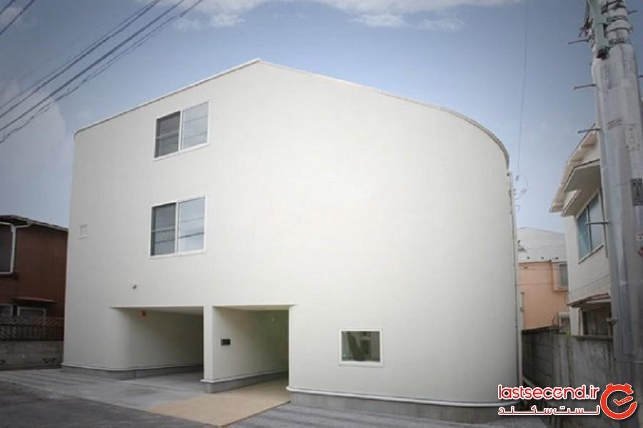 خانه سرسرهای، ژاپن