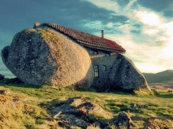 عجیبترین طراحی های خانه در جهان که متحیرتان می کند!