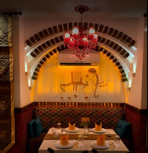 Maharaja Indian Restaurant (1).JPG