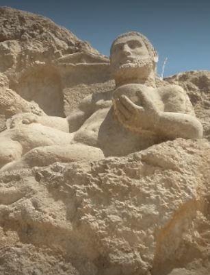 Statue of Hercules in Behistun (4).JPG