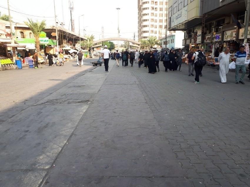 پیاده راه باب المراد