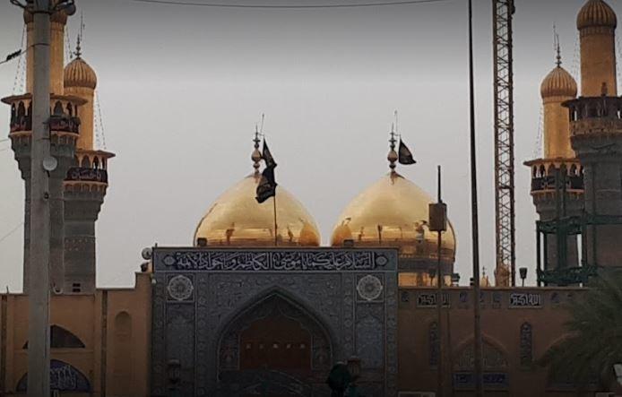 مسجد کاظمین (حرم کاظمین)