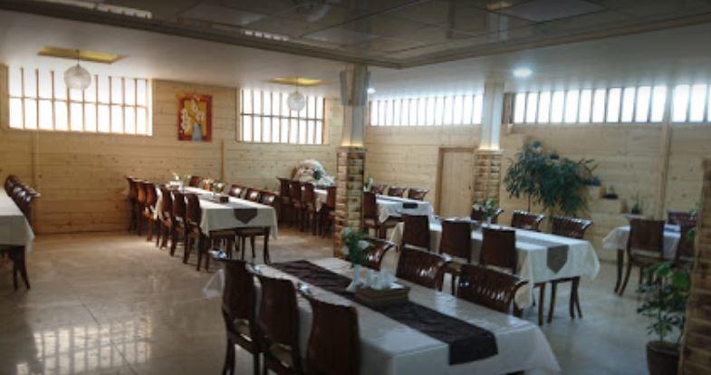 رستوران گلخونه