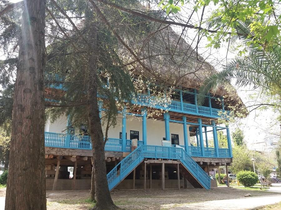 عمارت باغ ملی
