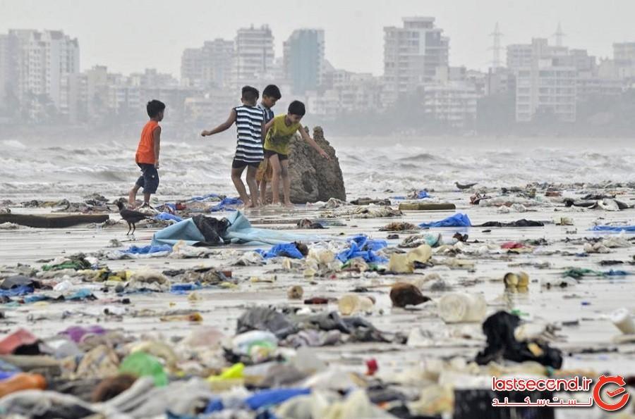 10 ساحل کثیف دنیا