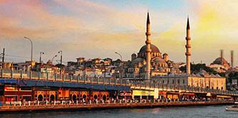 سفرتفریحی به استانبول