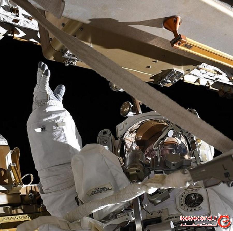 تاریخسازی ناسا پس از  اولین پرتاب موفقیتآمیز سفینه فضایی کاملاً زنانه