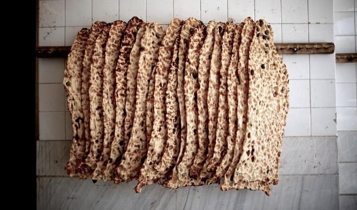 نان سنگک در میان 10 نان برتر جهان می درخشد!