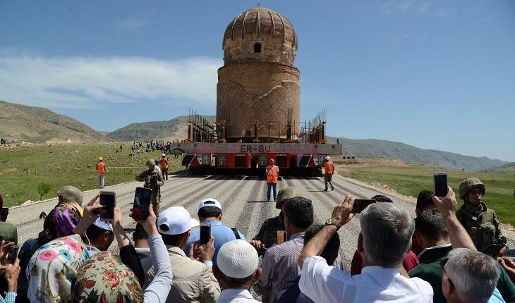 حسن کیف؛ شهری باستانی که در حال انتقال است!