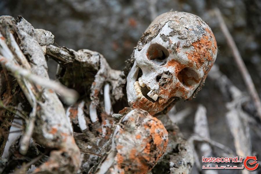 9آیین مذهبی مردگان در سراسر جهان، از مومیاییهای پیشرفته تا تابوتهای فانتزی