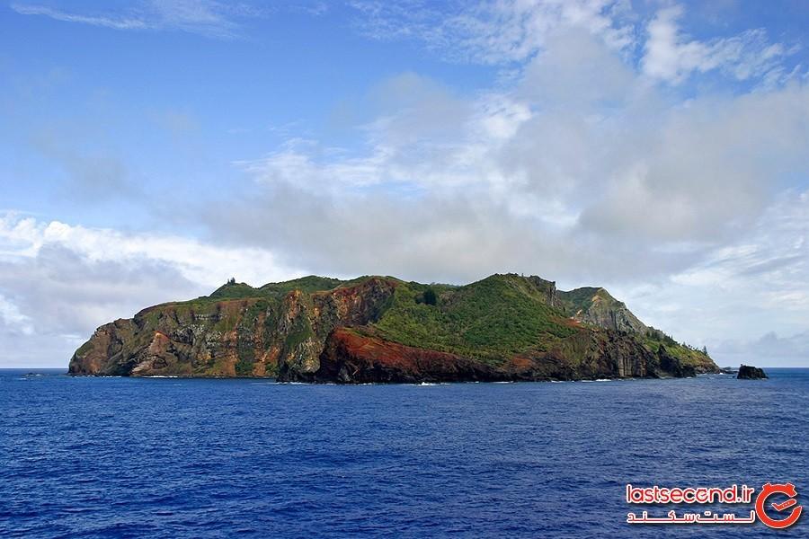 (Pitcairn) جزایر پیت کایرن