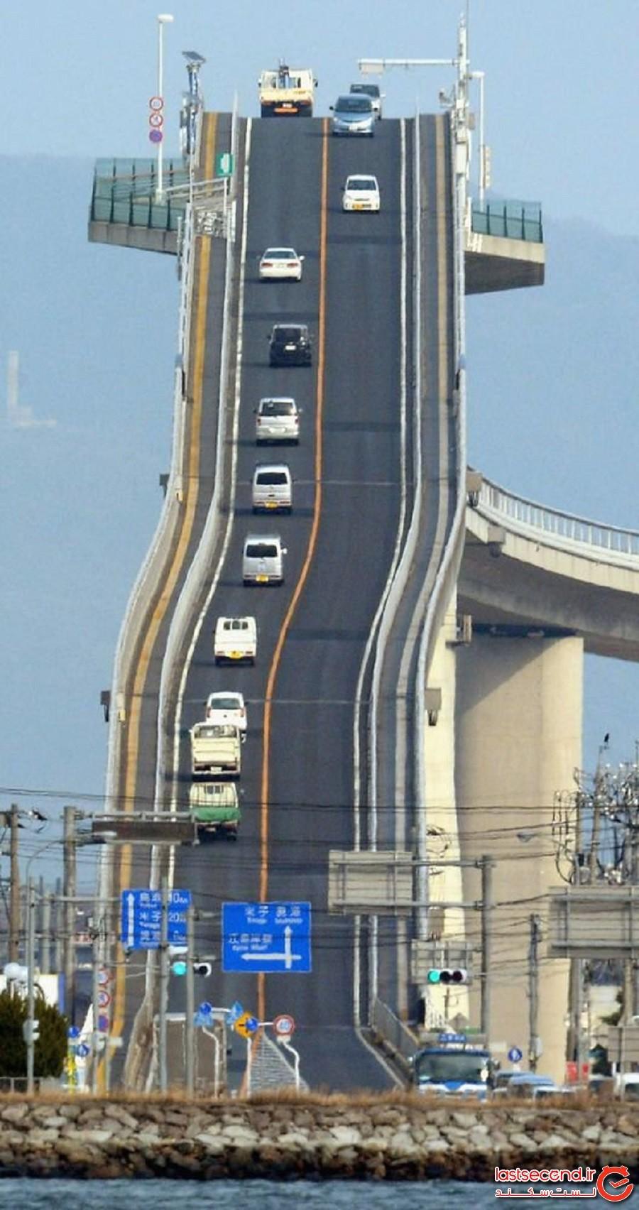 پل اجیما، ژاپن