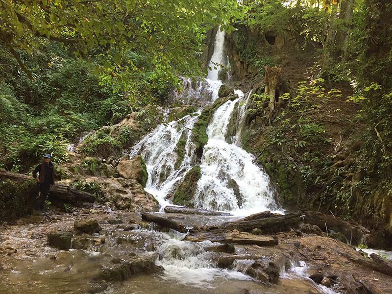 آبشار بولا، الماس پنهانی در مازندران که باید آن را دید!