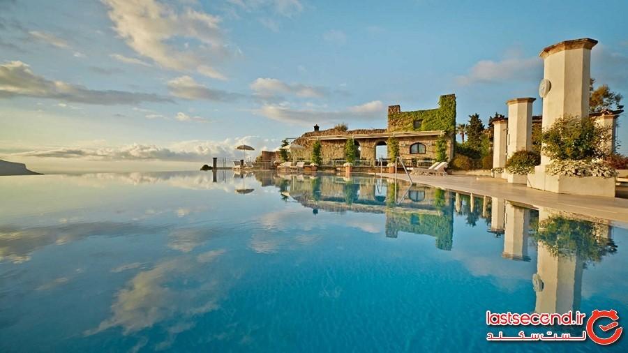 30 استخر هتل تماشایی در درنیا