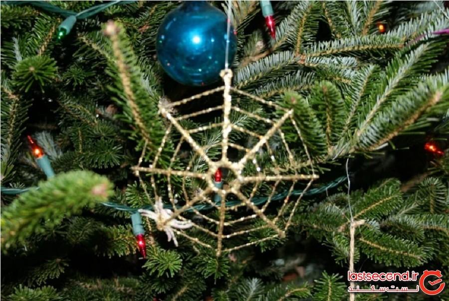 10 عادت عجیب از مراسم کریسمس در سراسر جهان