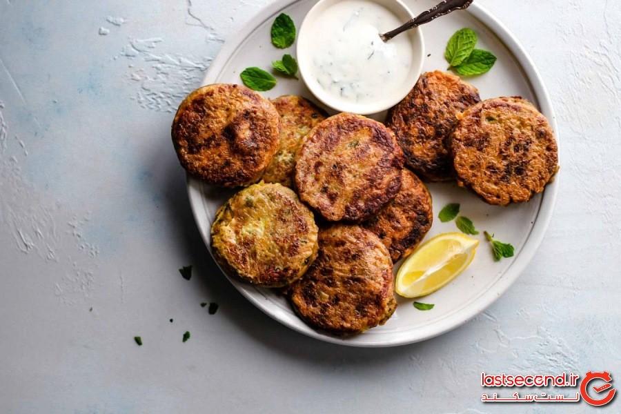 شامیکباب (shami kebab)