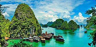 پاروزنان در امتداد مکونگ (سفرنامه ویتنام)