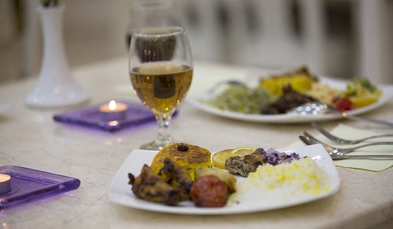 رستوران وی آی پی اصفهان (سیتی سنتر)