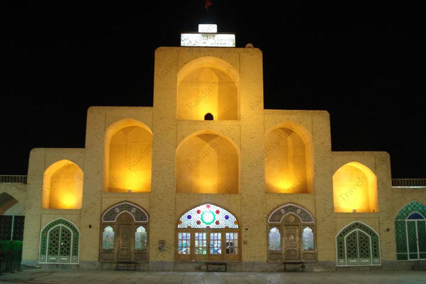 مسجد جامع شاه ولی