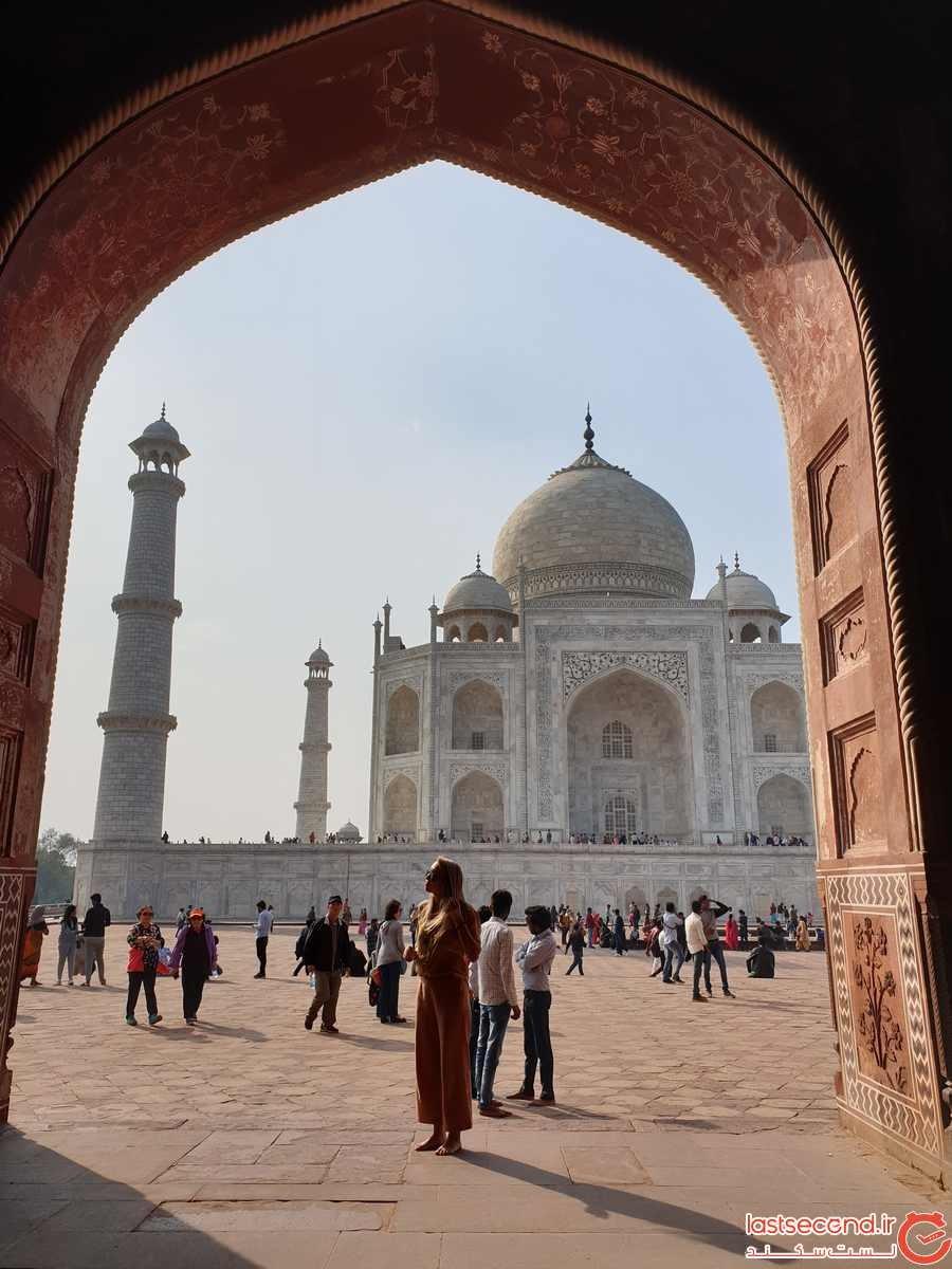 سفرنامه هند