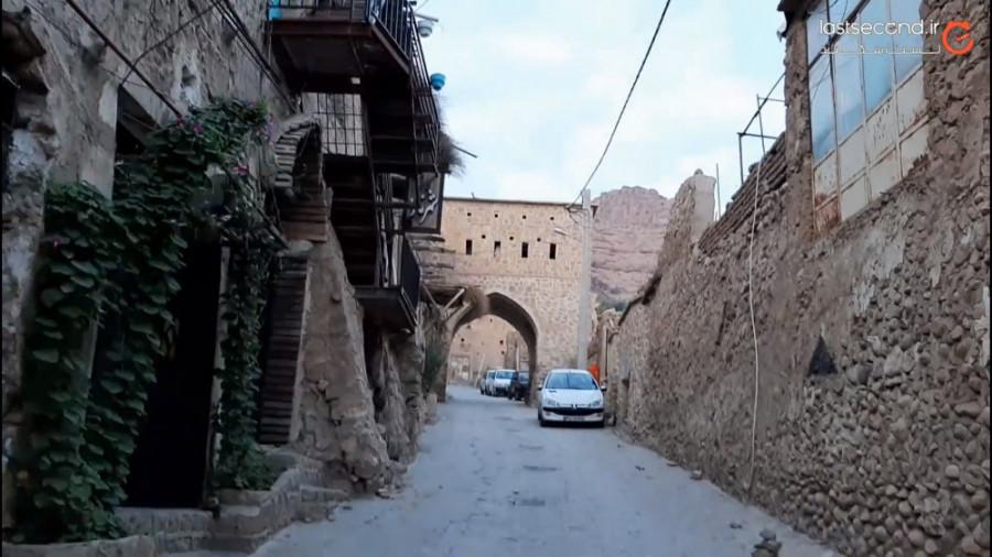 روستای گردشگری، ییلاقی و زیبای قلات
