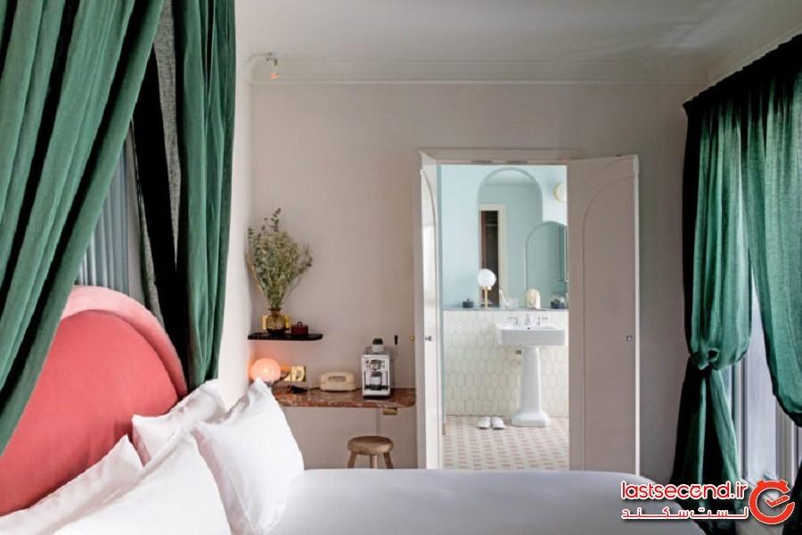 خلق مجدد روح و جان قرن 18 در هتل دیزگرندبلواردز (پاریس)