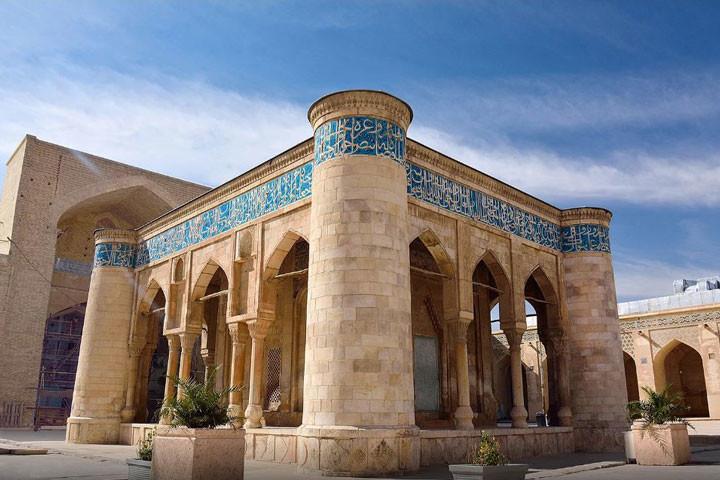 مسجد عتیق، نگین ارزشمند شیراز که همچنان می درخشد!