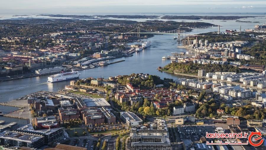 آیندهنگرترین شهر جهان