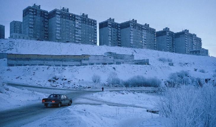 سفری ماجراجویانه در هوای سرد و تاریک شهرهای قطبی روسیه!