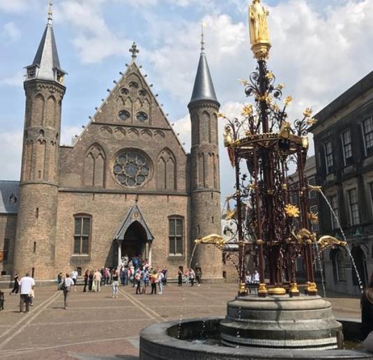 Binnenhof & Ridderzaal