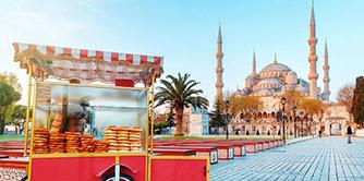 سفر زمینی به استانبول با خودروی شخصی-شهریور 1398