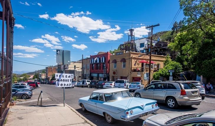 شهر جِروم آریزونا؛ بزرگترین شهر متروکه و ارواح در آمریکا!