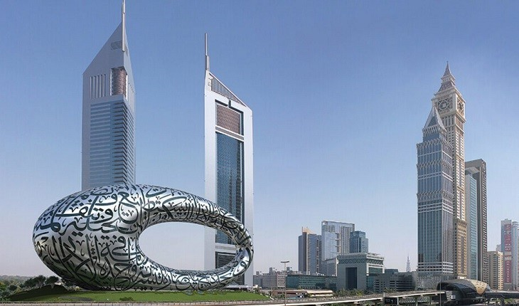 موزه آینده؛ ساختمانی که توسط الگوریتم طراحی شده است!