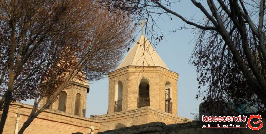 سورت گاراپت، تنها کلیسای آبادان
