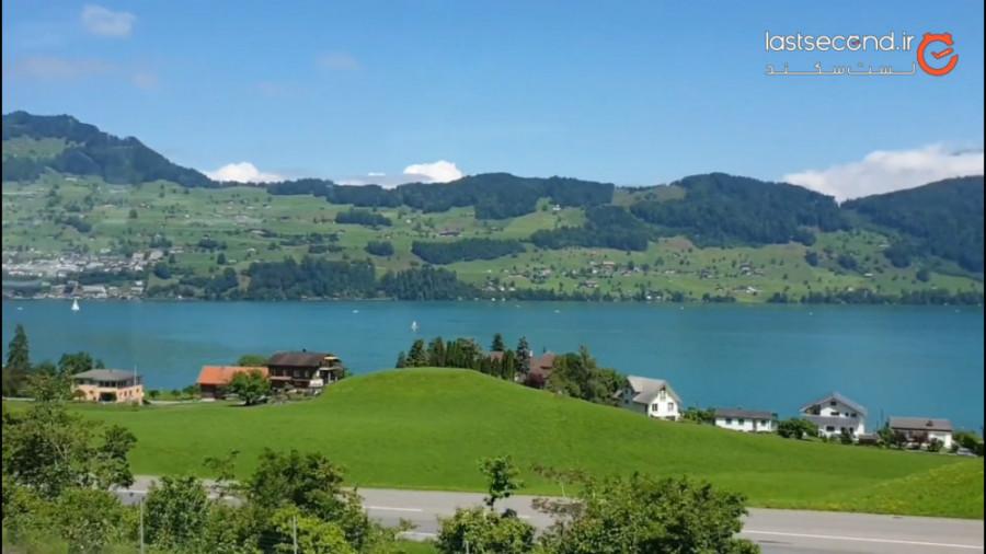 لوسرن نگین خاص سوئیس