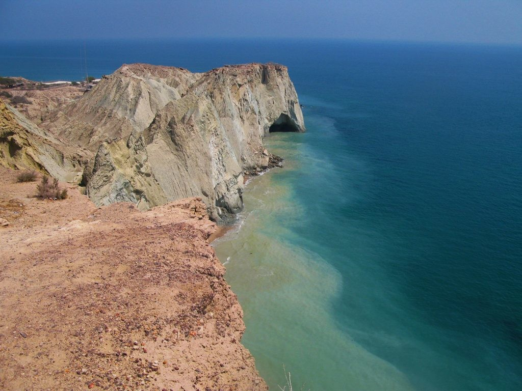 Turtles Cliff (Persian Gulf wall)