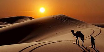 سفر دو روزه گروهی به کویر مصر