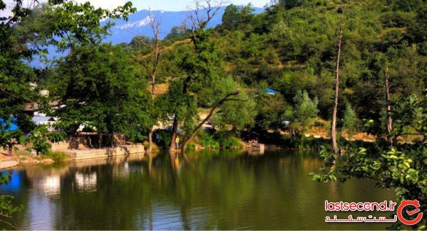 تالاب حمید آباد ساری
