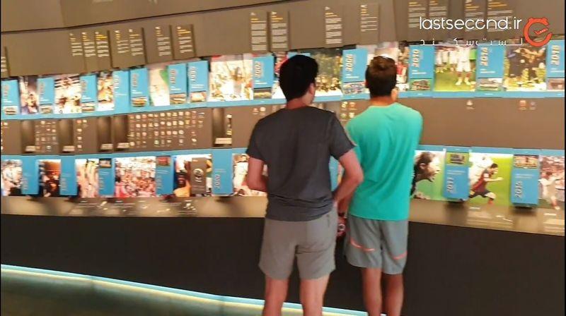موزه فیفا در زوریخ