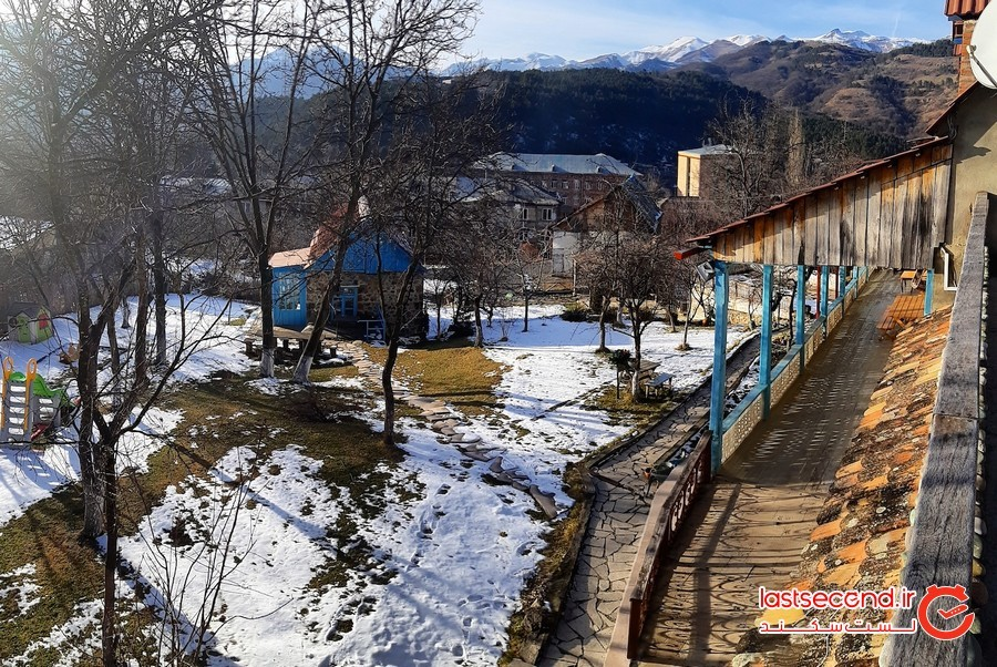 مهمانخانهای خاص و خانوادگی در  دیلیجان ارمنستان