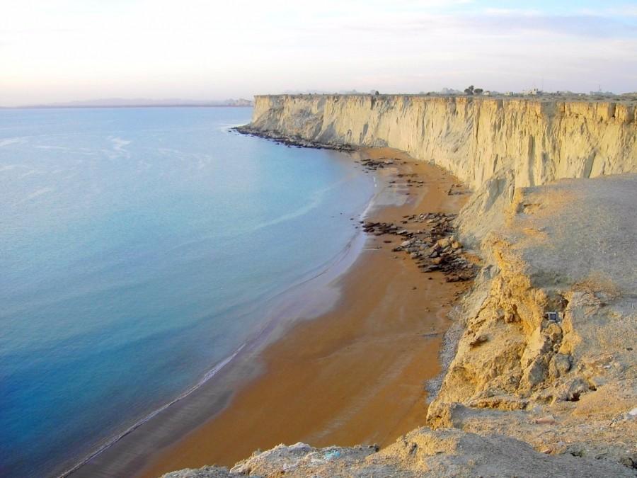 ساحل تراس چابهار (ساحل کمب)