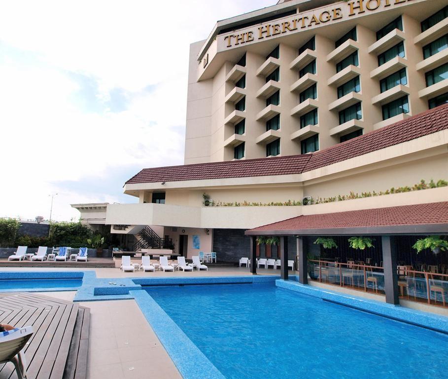 هتل هریتیج مانیل