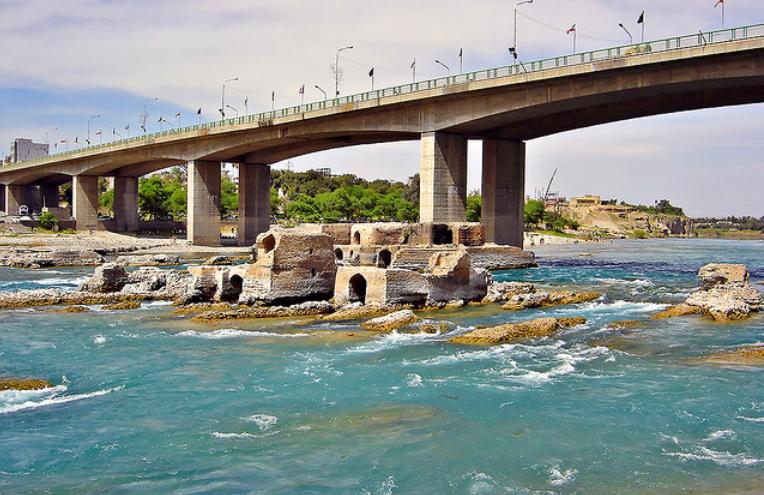 New Dezful Bridge (Shariati Bridge)